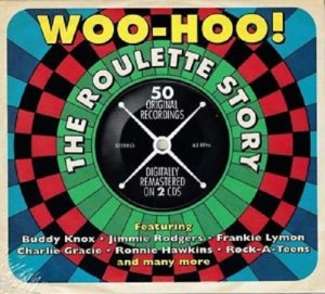 Audio CD Various Artists. Woo Hoo! the Roulette Story