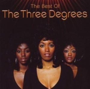 Audio CD The Three Degrees. The Best Of