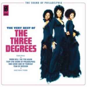 Audio CD The Three Degrees. The Three Degrees - The Very Best Of