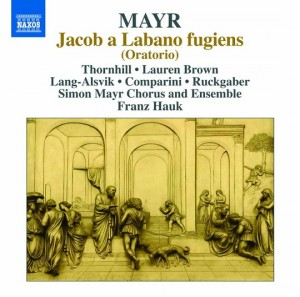 Audio CD Simon Mayr. Jakob A Labano Fugiens
