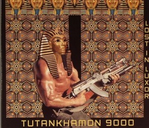 Audio CD Tutankhamon 9000. Lost In Luxor