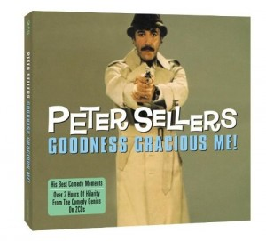 Audio CD Peter Sellers. Goodness Gracious Me