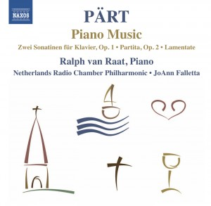 Audio CD Ralph van Raat. Piano Music