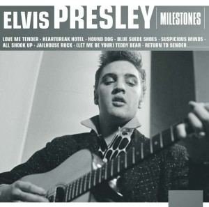 Audio CD Elvis Presley. Milestones