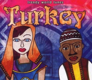 Audio CD Various Artists. Trendy World Tunes - Turkey