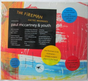 Audio CD The Fireman. Electric Arguments