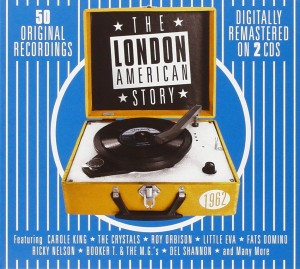 Audio CD Various Artists. The London American Story 1962