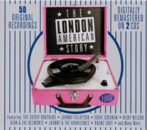 Audio CD Various Artists. The London American Story 1960