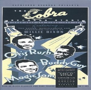 Audio CD Various Artists. The Cobra Records Story