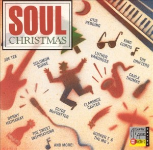 Audio CD Various Artists. Soul Christmas