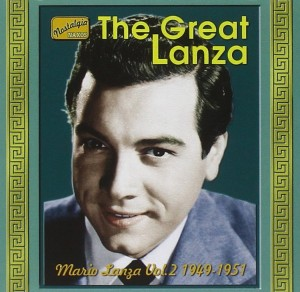 Audio CD Various. The Great Lanza Vol.2