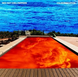 Audio CD Red Hot Chili Peppers. Californication