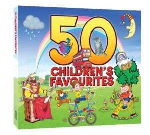 Audio CD Various Artists. 50 Children's Favourites
