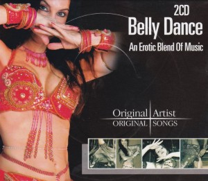 Audio CD Various Artists. Belly Dance