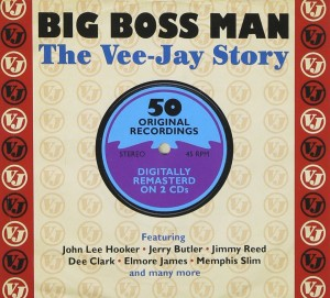 Audio CD Various Artists. Big Boss Man: The Vee-Jay Story