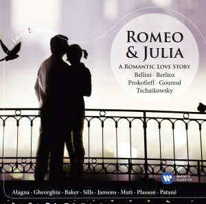 Audio CD Various Artists. Romeo & Julia: A Romantic Love Story