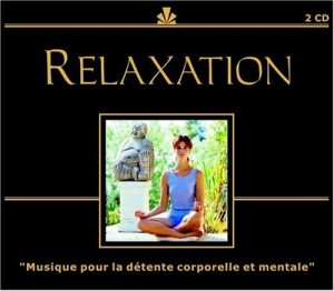 Audio CD Various Artists. Relaxation