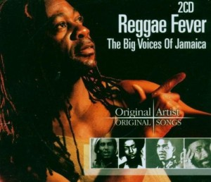 Audio CD Various Artists. Reggae Fever - The Big Voices Of Jamaica