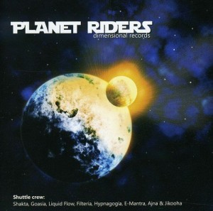 Audio CD Various Artists. Planet Riders