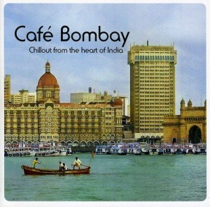 Audio CD Various Artists. Cafe Mumbai