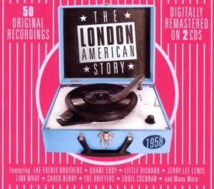Audio CD Various Artists. London American Story 1958