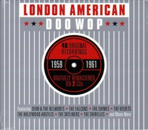 Audio CD Various Artists. London American Doo Wop