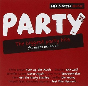 Audio CD Various Artists. Life & Style Music: Party