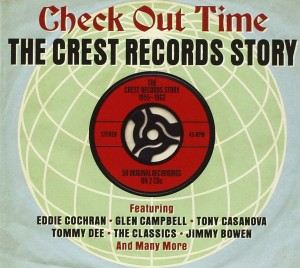 Audio CD Various Artists. Check out Time: Crest Records Story 1955-1962