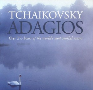 Audio CD Tchaikovsky Adagios