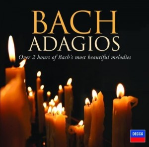 Audio CD Bach Adagios