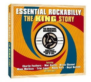 Audio CD Various Artists. Essential Rockabilly: The King Story