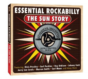 Audio CD Various Artists. Essential Rockabilly: The Sun Story