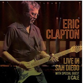 Audio CD Eric Clapton. Live In San Diego with Special Guest JJ Cale
