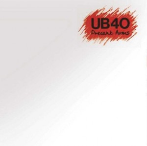 LP Ub40. Present Arms (LP)