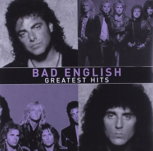 Audio CD Bad English. Greatest Hits