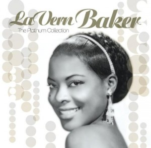 Audio CD LaVern Baker. The Platinum Collection