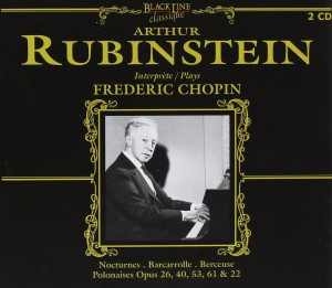 Audio CD Frederic Chopin. Black Line