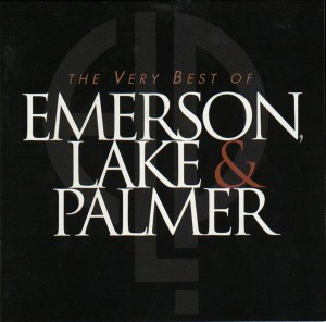 Audio CD Emerson, Lake & Palmer. The Very Best Of...