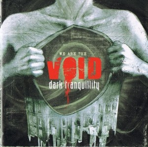 Audio CD Dark tranquillity. We are the void