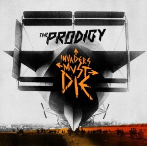 Audio CD The Prodigy. Invaders Must Die