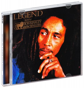 Audio CD Bob Marley. Legend