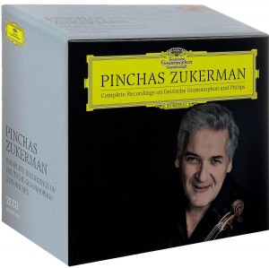 Audio CD Krystian Zukerman. Complete Recordings On DG And Philips