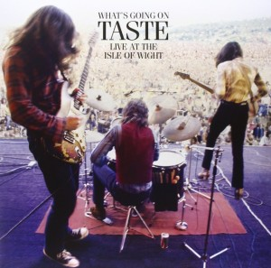 LP Taste. What'S Going On-Live-Isle Wright (LP)