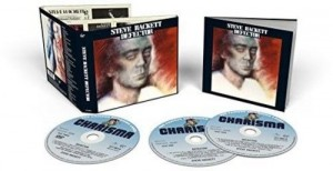 Audio CD Steve Hackett. Defector (Deluxe)