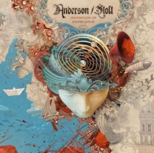 LP Anderson / Stolt: Invention Of Knowledge (LP)