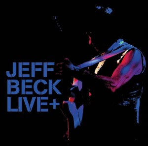LP Jeff Beck. Live+ (LP)