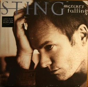 LP Sting. Mercury Falling (LP)