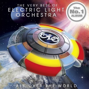 LP Electric Light Orchestra. All Over the World: The Very Best of Electric Light Orchestra (LP)