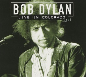 LP Bob Dylan. Live In Colorado 1976 (LP)