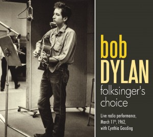 LP Bob Dylan. Folksinger's Choice (LP)
